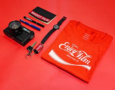 RDKL Brand : Enjoy Film Capsule Collection