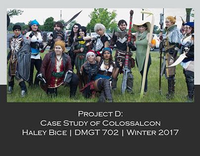 Innovation Case Study: Colossalcon