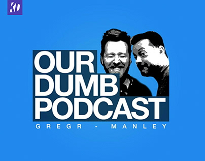 Our Dumb Podcast Branding