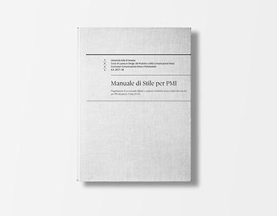 MA THESIS - Manuale di Stile per PMI