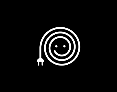 isključi se - logo design