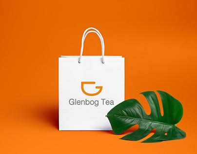 Glenbog Tea Re-brand