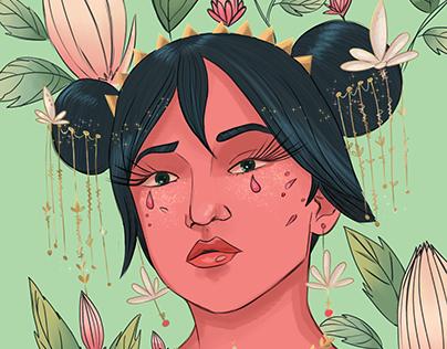 Flower Queen (+ Variant)