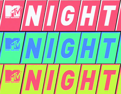 MTV Night Videos Ident