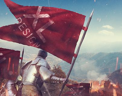 The Conquest | Creative Retouch & CGI