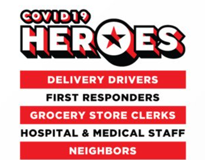 COVID19 Heroes List