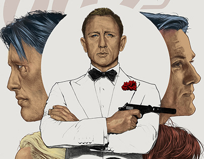007: The Daniel Craig Collection