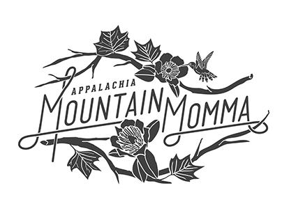 Appalachia Mountain Momma T-shirt design