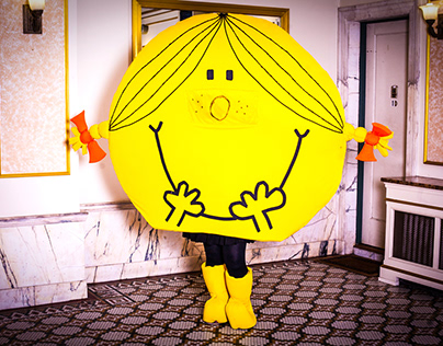 Mr Men and Little Miss Costumes