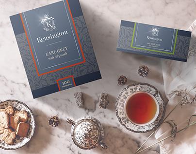 Английский чай Kensington