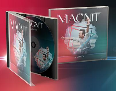 Дизайн обложки для CD