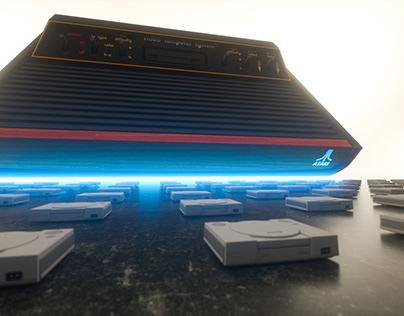 Respect - PS1 vs Atari