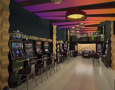 POKERMANIA - Casino design