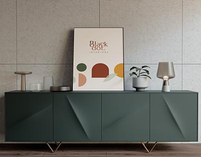 Black Dot Interiors | Logo & Brand Development