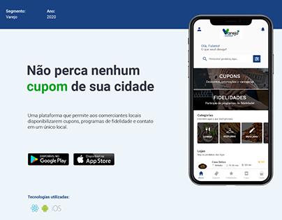 App Varejo+