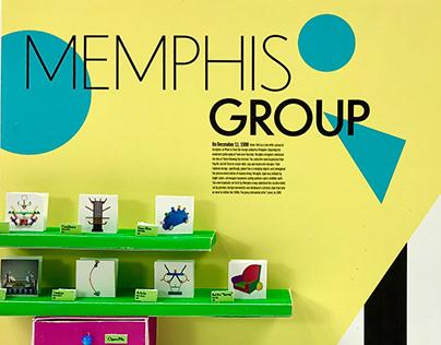 Memphis Group Exhibition