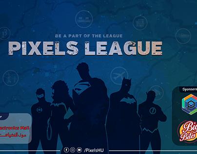 Pixels league