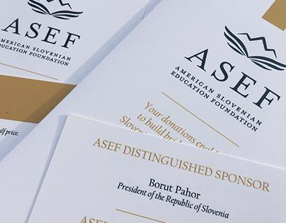ASEF - Invitation 2019