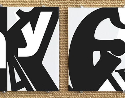 Designing with Letters/Glyphs
