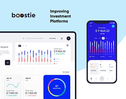 Improving Investment Platforms