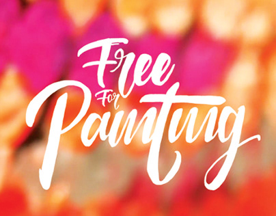 Free For Painting