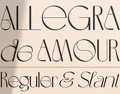 Modern Serif Display