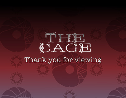 The Cage/ game ui design