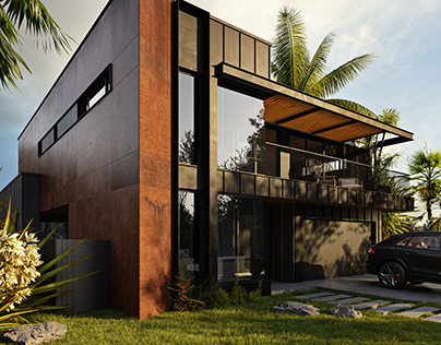 | Architectural Concept in Sydney |