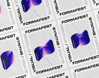 FORMAFEST Electronic Music Art Festival