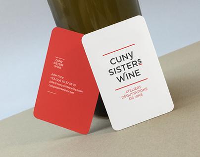 Cuny Sisters Wine
