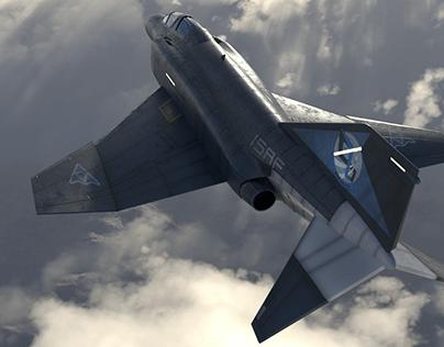 F-4E Phantom II MOBIUS-1