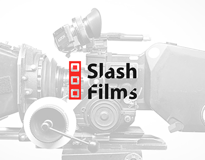 Slash Films - logo design