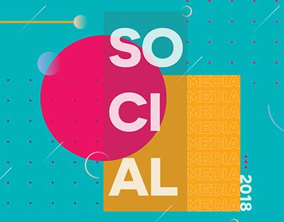 SOCIAL MEDIA 2018 | AGÊNCIA HUGZ