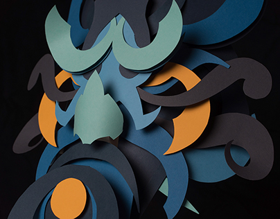 Papercraft Masks 01