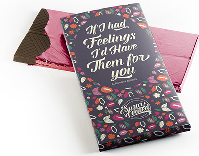 Sugar Coated - A Chocolate Brand Campaign