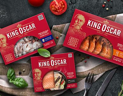 King Oscar Visualisation