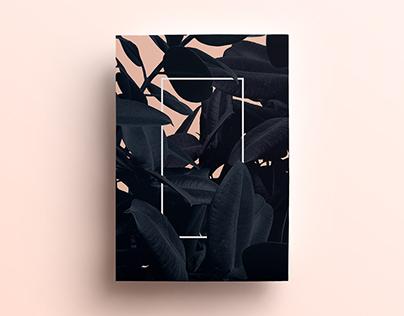 Foliage art prints