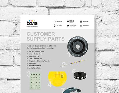 Customer Supply Parts PDF