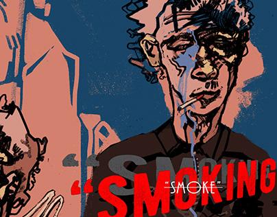 """smoke"" // animation //"