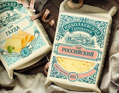 Николаевские сыроварни