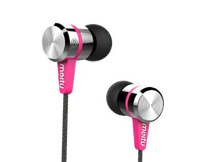 Meitu earbuds / 美圖耳機
