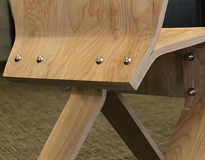 Ceet Chair: Furniture Design