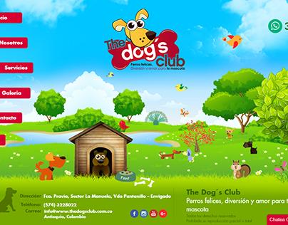 Sitio Web: The Dog's Club