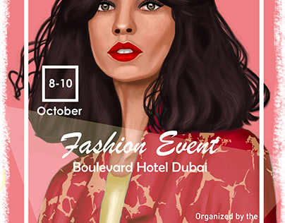 Poster-Fashion event