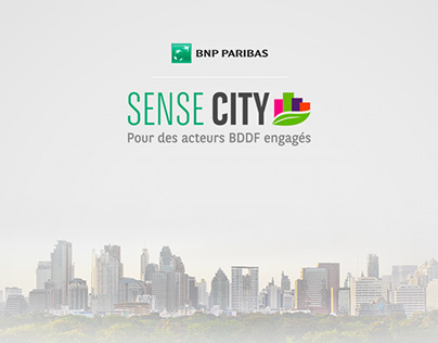 BNP Sense City - Serious Game