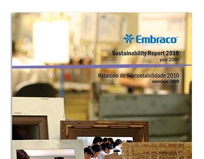 Relatorio de Sustentabilidade Embraco