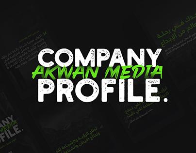 AkwanMedia- Company Profile