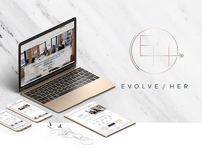 evolveHer Website