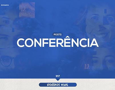 Tocando os Céus Conference