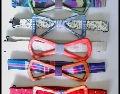 Little Monster Bow Ties